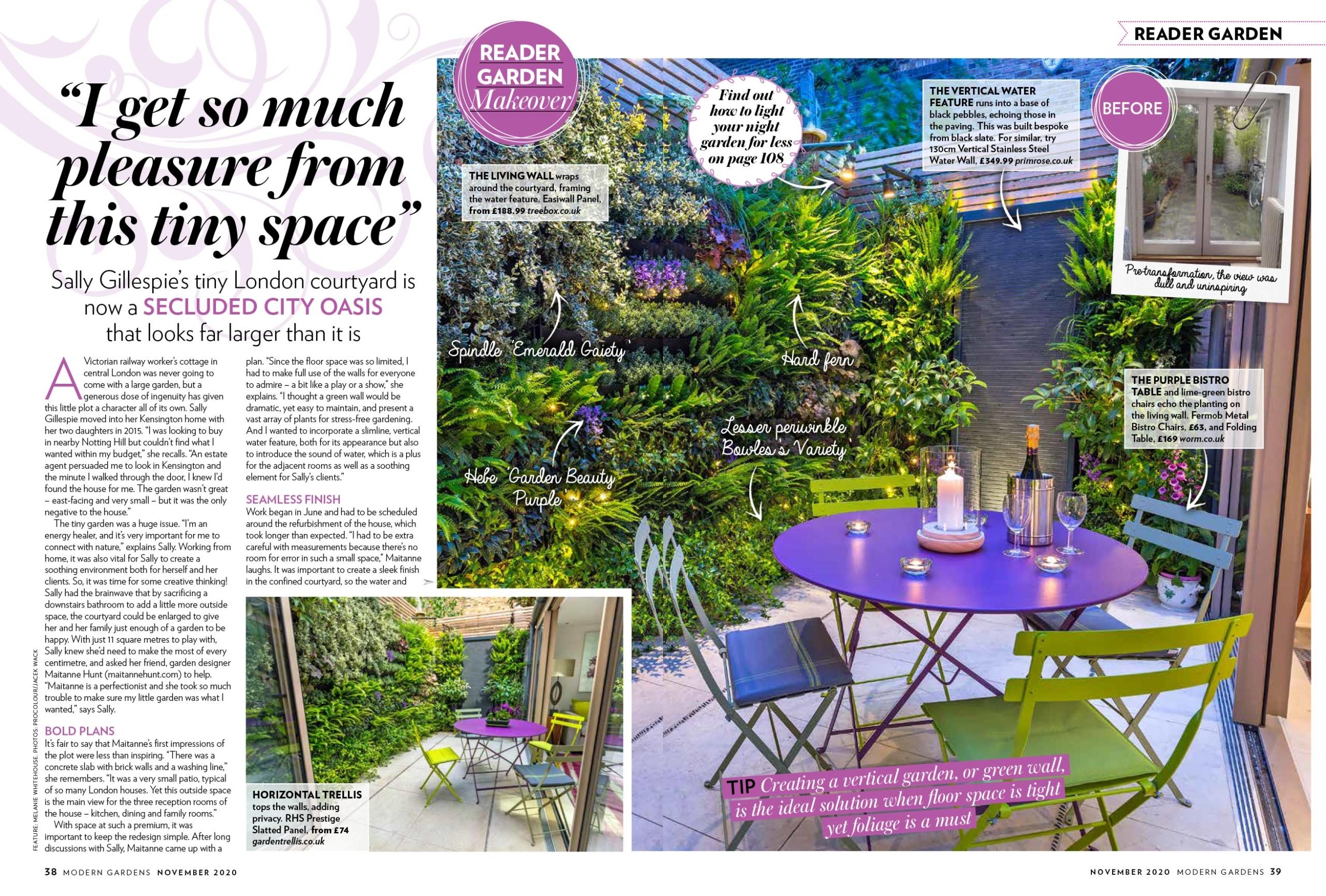 Modern Gardens Readers Garden Kelso Place (spread 1)