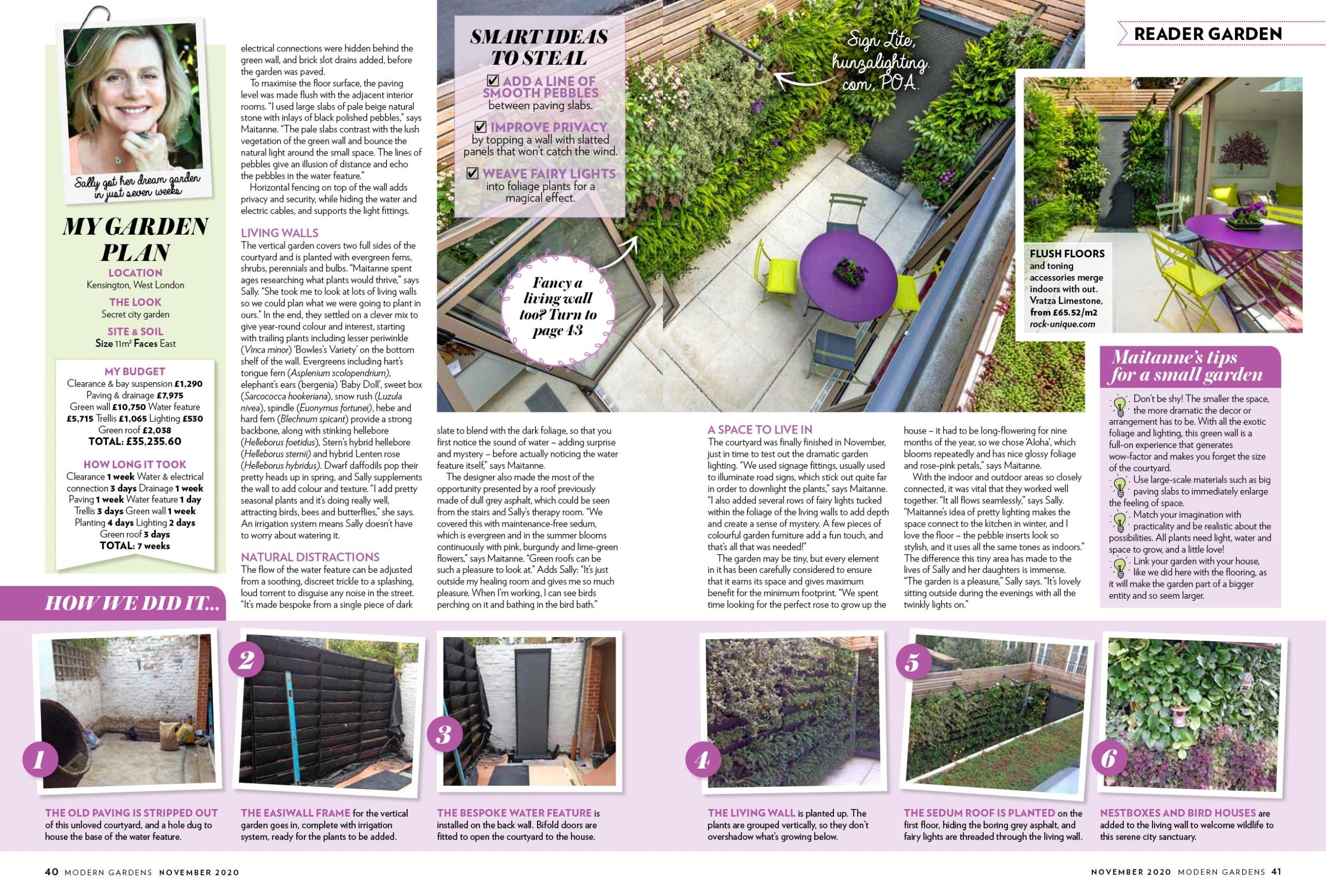 Modern Gardens Readers Garden Kelso Place (spread 2)