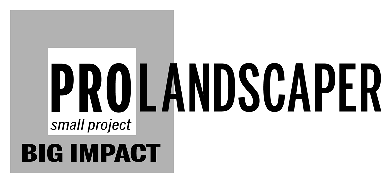 Pro Landscaper Small Project Big Impact Awards