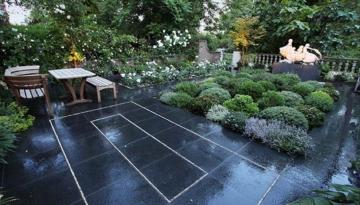 Ladbroke Square garden