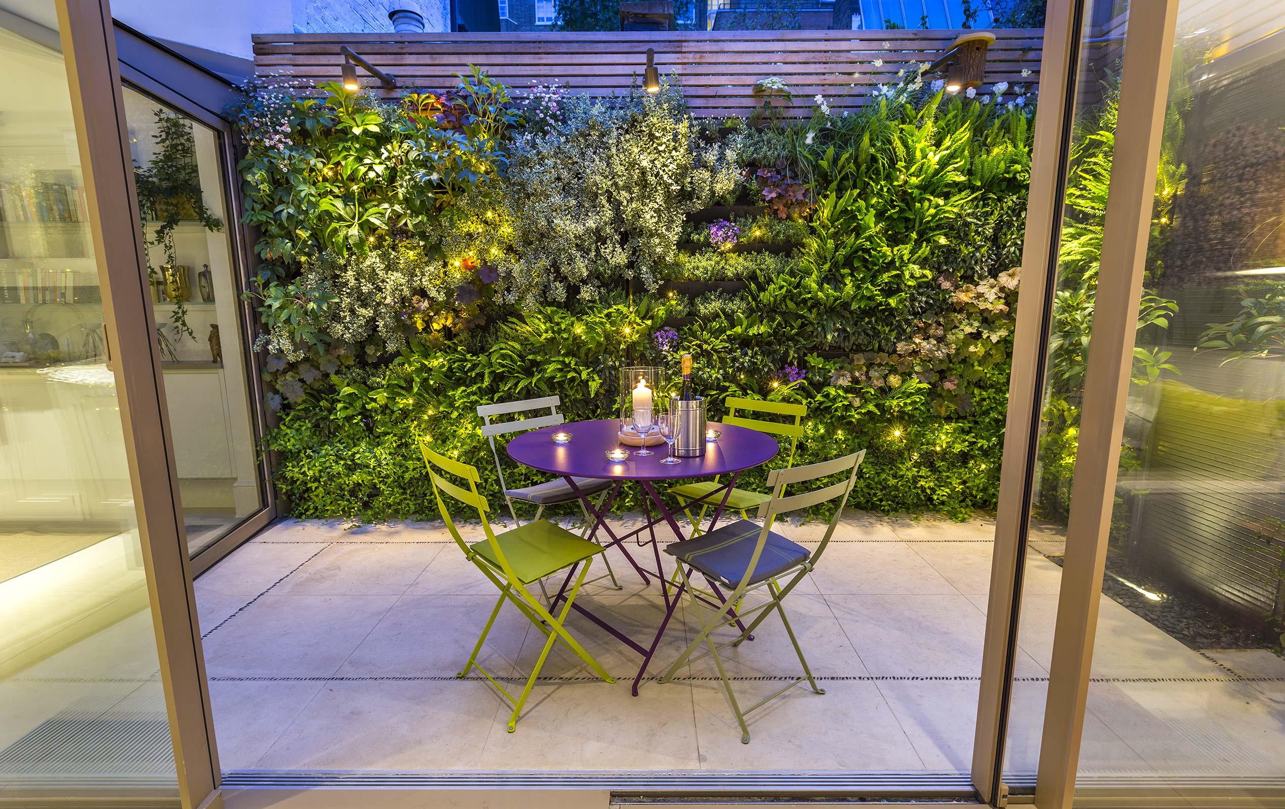 Kensal Place Garden Design by Maïtanne Hunt