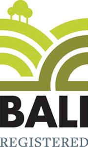 British Association of Landscape Industries Registered Member