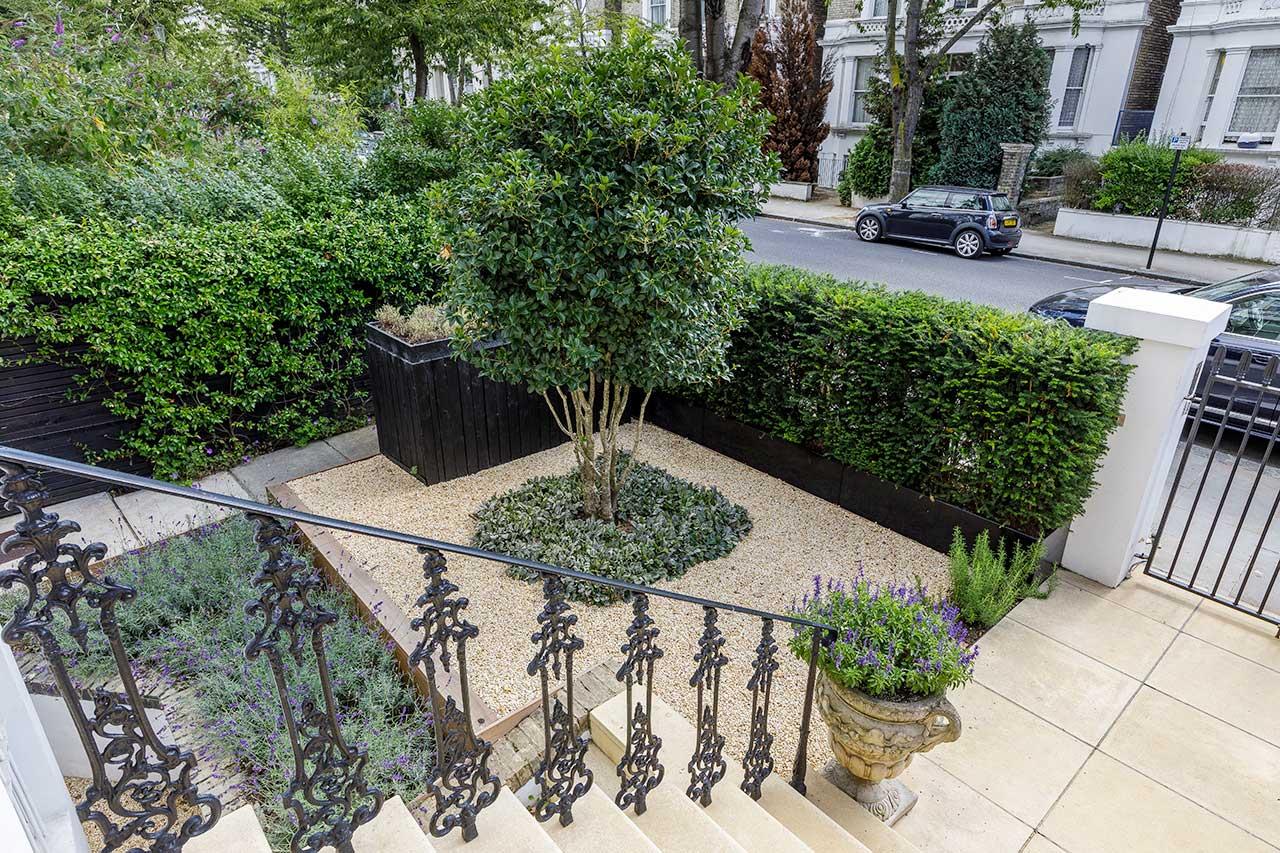 Front Garden by Maïtanne Hunt