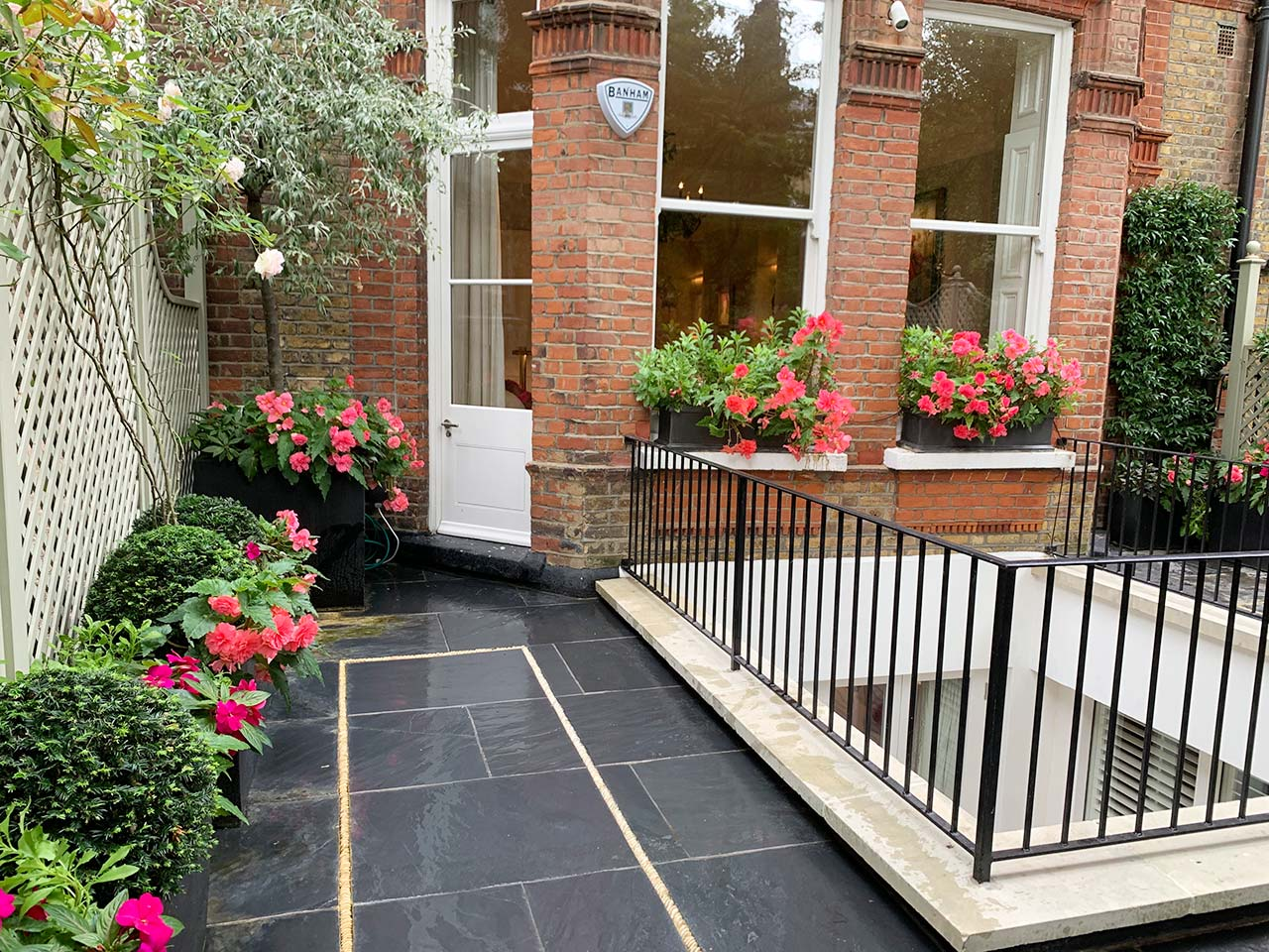South Kensington Terrace by Maïtanne Hunt